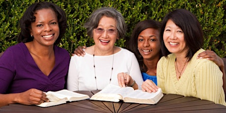 Knowing God Through the Stories of Women in the Bible tickets