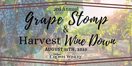 Annual Grape Stomp tickets