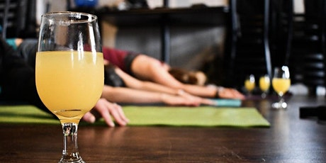 Mimosa Yoga Sundays | The Front Coffee and Tap tickets