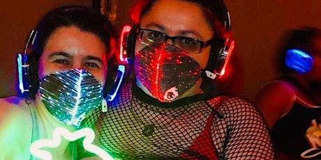 Silent Disco Socially Dis-Dance Party! (Outdoor Garden) tickets