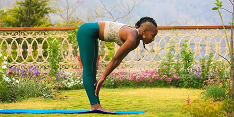 Garden Yoga tickets