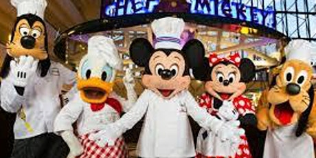 Disney Kitchen Magic Cooking Camp tickets