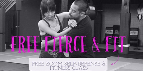 FIERCE & FIT: Girls and Women's Self-defense tickets