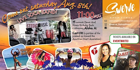 Alisha's  Outdoor Dance and Fitness Birthday Bash!! tickets