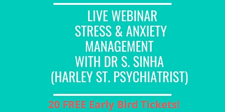 Stress Management tickets