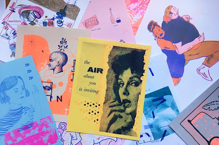 VIRTUAL Risograph Basics with Outlet! image