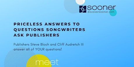 DiscoverSooner presents publishers Steve Bloch and Cliff Audretch III tickets