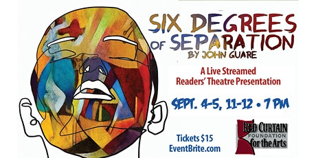 Six Degrees of Separation - Zoom Performance tickets