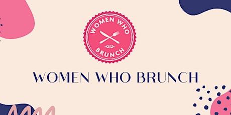 Women Who Brunch: Brunch Board Workshop with Rachael from Dream Boards tickets