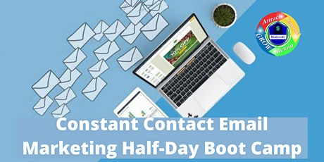 Constant Contact Email Marketing Half-Day Boot Camp tickets