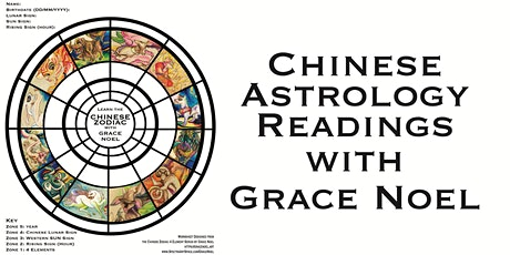 Astrology Readings with Grace Noel | by Grace Noel Art tickets