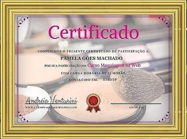 Imagem do evento Curso de Maquiagem em Londrina - Automaquiagem