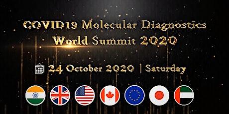 COVID19 - Molecular Diagnostics World Summit 2020 tickets