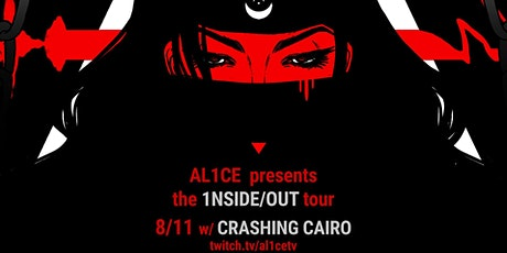 1NSIDE/out Virtual Tour w/ AL1CE // Crashing Cairo tickets