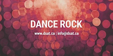 Dance Rock tickets