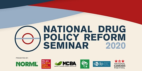 National Drug Policy Reform Seminar tickets