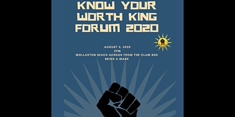Know Your Worth King Forum tickets