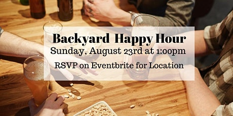Backyard Happy Hour tickets