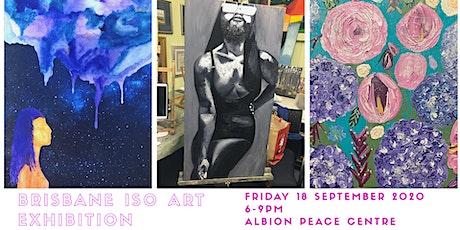 Brisbane Iso Art Exhibition tickets