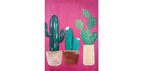 """""""Prickly Trio"""" Sunday August 30th, 12:30PM $25 tickets"""