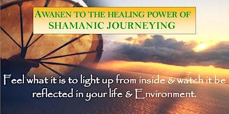 Shamanic Spirit medicine. Awaken to the Journey. tickets