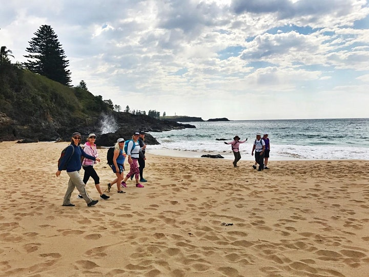 Women's Kiama Coast Walk // Saturday 17th April image