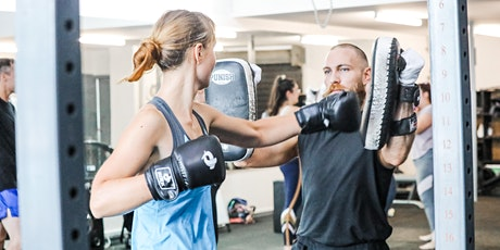Free Intro to Muay Thai Classes tickets