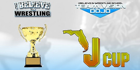 I Believe in Wrestling: BELIEVE 206 - Florida J-Cup tickets