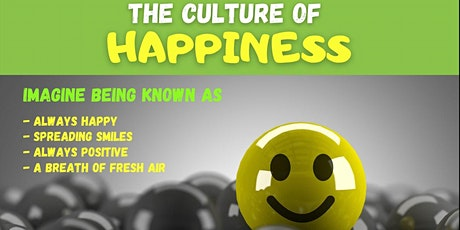 The Culture of Happiness, An Introduction tickets