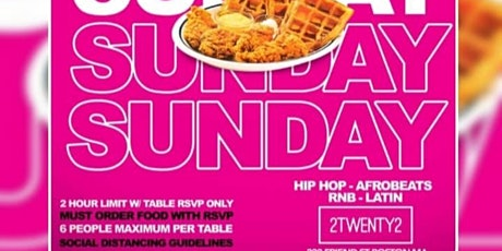 Brunch Sundays tickets
