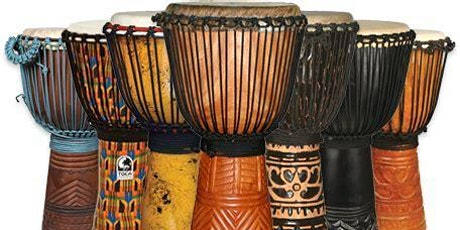 Learn To JAM! ONE-ON-ONE Djembe Drum Lessons (Beginner, All ages) tickets