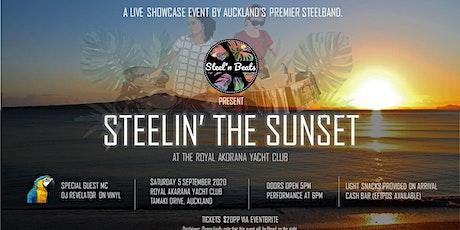 Steelin' the Sunset tickets