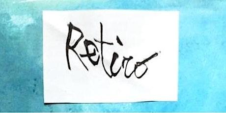 RETIRO  a Varese, Battistero di Velate . Inaugurazione biglietti