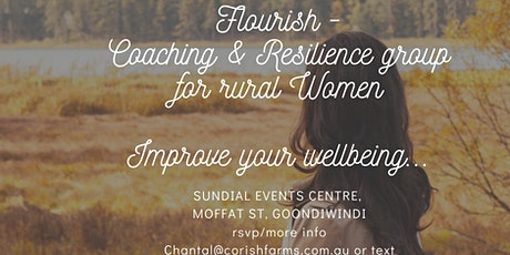 Flourish - Coaching & Resilience for Rural Women tickets
