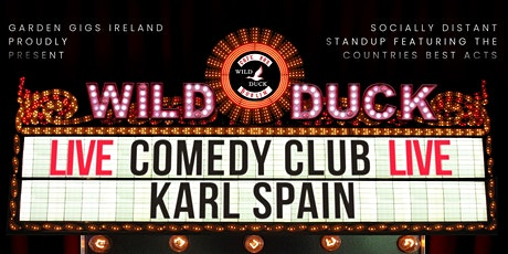 Wild Duck Comedy Club Presents: Karl Spain & Guests! tickets