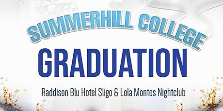 Summerhill Graduation 2020 tickets