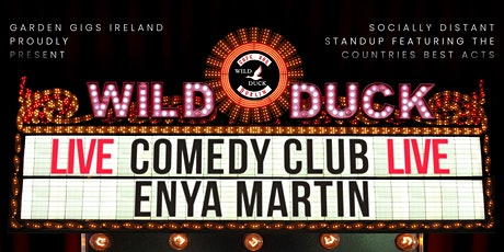 Wild Duck Comedy Club Presents: Giz a Laugh's Enya Martin & Guests! tickets