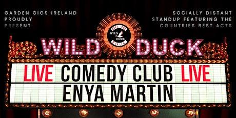 Wild Duck Comedy Club Presents: Giz a Laugh's Enya Martin & Guests! tickets