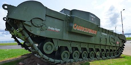 Second World War themed Guided Walking Tour of Carrickfergus tickets