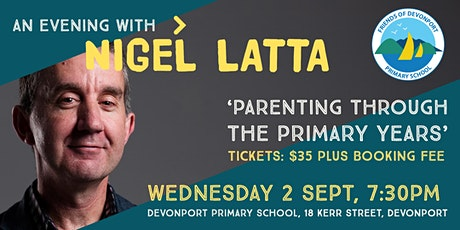 Parenting through the Primary years with Nigel Latta tickets
