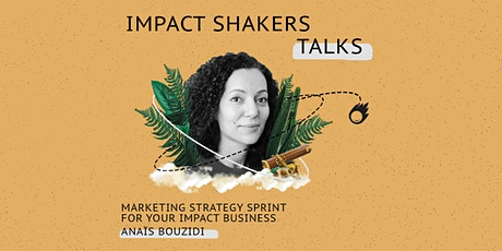 Marketing Strategy Sprint for Your Impact Business tickets