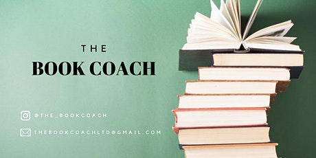 The Book Coach: Stories tickets