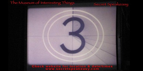 Museum of Interesting Things Ladies of Film Secret Speakeasy Sun Aug 9, 7pm tickets