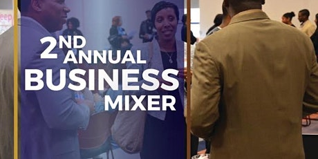 2nd Annual Business Mixer tickets