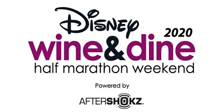 2020 Disney Wine & Dine Virtual Race tickets