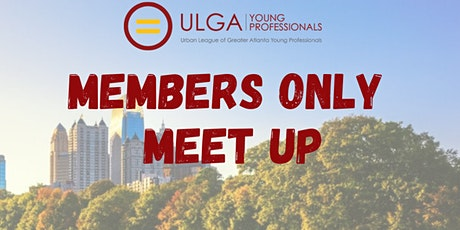 Members Only Meet Up tickets