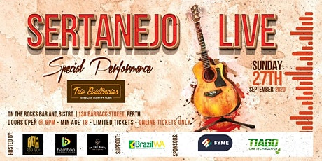 Sertanejo Live tickets