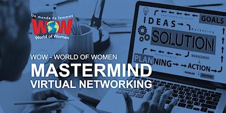 WOW Mastermind Online Networking tickets