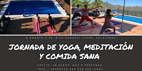 Un día de yoga en el paraiso-a day in yoga paradise entradas