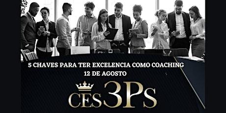 Master Class CES 3Ps ingressos